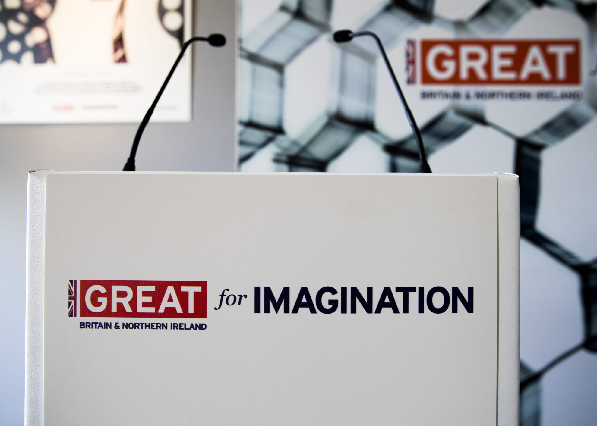 The Bulb | The Launch of Imagination - The Great Britain Campaign