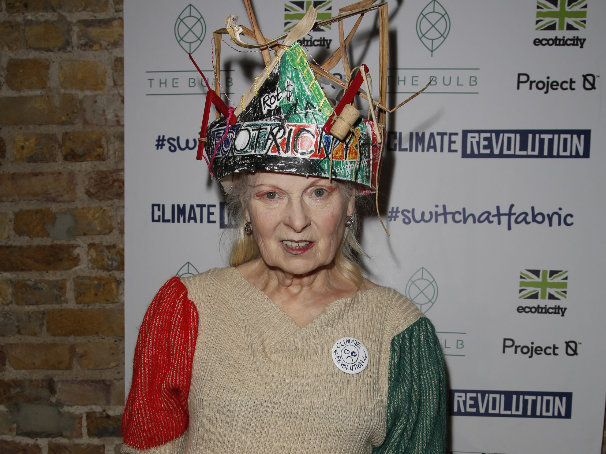 The Bulb | Vivienne Westwood Says Switch